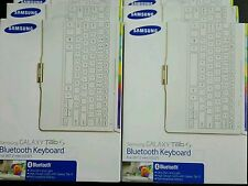 Genuine Samsung Bluetooth Keyboard EJ-CT800 Case for Galaxy Tab S 10.5 White
