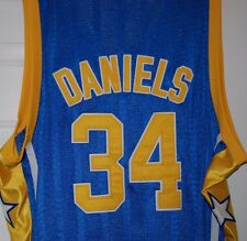 AUTHENTIC MEL DANIELS PRO SIGNATURE ABA NBA UNIQUE JERSEY 4XL ALL-STAR NEW TAGS