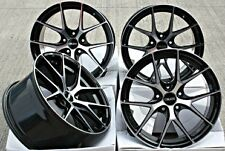 "18"" CRUIZE GTO BP ALLOY WHEELS FIT SUBARU IMPREZA 05 STI MODELS ONLY"