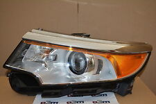 2011-2013 Ford Edge Left Hand Driver Side Front Headlamp new OEM BT4Z-13008-B