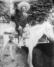 Pancho Villa (horse) POSTER 24 X 36 INCH Mexico History Revolution