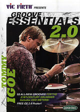 Aprende A Tocar Batería Tommy Igoe Groove Essentials 2 Dvd