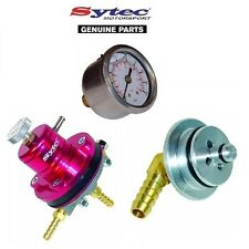 SYTEC MSV FUEL PRESSURE REGULATOR + FUEL GAUGE BMW E36 325i 323ti Z3