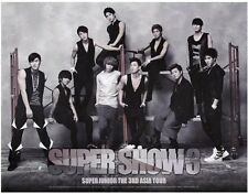 Korea Star Poster Super Junior - Super Show 3 Official Poster w/ Tube (POSTU080)