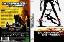 DVD - TRANSPORTADOR - The MISIÓN - Jason STATHAM 85 mínimo (2006)