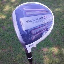 Adams Golf Super S SPEEDLINE VST 3 Wood 15* Stiff Flex Matrix Radix S VI, Lefty