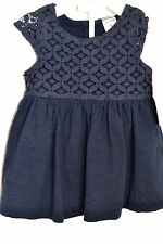 Carter's Baby Girl Layette 2 Piece Summer Dress Brand New with Tags MSRP $34