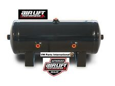 "Air Lift 2 galloni Serbatoio d'Aria 6"" x 17"" 4x 1/4"" & 2x 3/8"" PORTE Air Ride Tank"