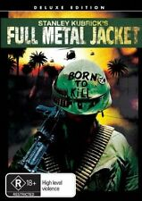 Full Metal Jacket (Deluxe Edition) * NEW DVD * Adam Baldwin Stanley Kubrick