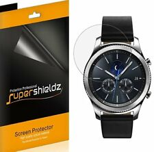 6X Supershieldz Anti Glare (Matte) Screen Protector For Samsung Gear S3 Classic
