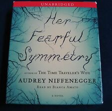 Her Fearful Symmetry by Audrey Niffenegger, unabridged, 12 CD's  read by B Amato