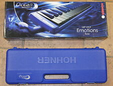 Mélodica HOHNER Ocean à touches piano, 32 notes. Instrument neuf en étui