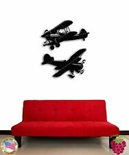 Wall Stickers Vinyl Decal Airplanes Jets For Kids Children Cool Decor (z1583)