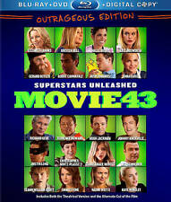 MOVIE 43 NEW BLU-RAY