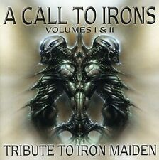 Vol. 1-2-Tribute To Iron Maide - Call To Irons (2001, CD NEUF)
