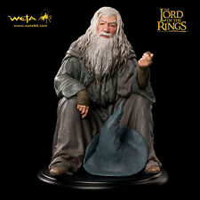 WETA Gandalf The Grey Mini Statue Figure Lord Of The Rings NEW SEALED