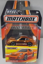 KKar Matchbox -  Best of Matchbox 2017 - Porsche 911 GT3 - Copper