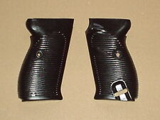 GERMAN ARMY WWII WW2 REPRO P 38 GRIP COVERS black
