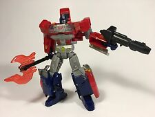 Hasbro Transformers CHUG Generations Orion Pax, complete Young Optimus Prime