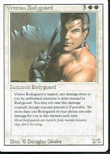 MAGIC THE GATHERING REVISED WHITE RARE VETERAN BODYGUARD