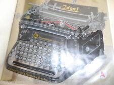 20433 Seidel Naumann ideale transart prospkekt affettato modello modello Atlas 1938