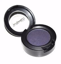 MAC~NWOB *DEEP SHADE* FROST FINISH EYE-SHADOW~DARK BLUE-PURPLE (RARE)