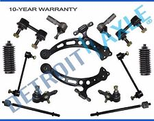 Brand New 14pc Complete Front & Rear Suspension Kit for Toyota/Lexus Vehicles