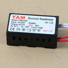 40W LED Driver Halogen Light Electronic Transformer Converter AC 220V to AC 12V