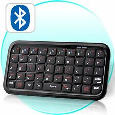 Mini Bluetooth Keyboard for Laptop, Smartphone, iPod, iPhone, PS3, Mac & Android