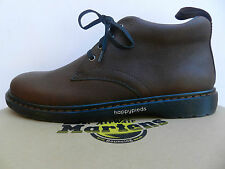 Dr Martens Barnie Chaussures Homme 47 Bottines Chukka Bottes Montantes UK12 Neuf