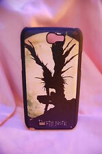 Samsung Galaxy Note 2 N7100  case Anime leather Phone case Death Note Shinigami
