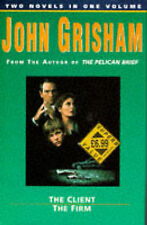 John Grisham The Client (Fiction omnibus) Very Good Book
