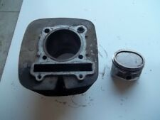 1995 YAMAHA KODIAK 400 4WD ENGINE JUG CYLINDER WITH PISTON