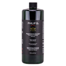 Philip B. Peppermint & Avocado Shampoo 32oz LITER SIZE