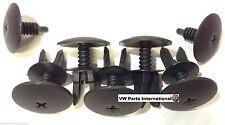 VW Golf MK3 GTI VR6 huida lluvia bandeja clips de alta calidad de piezas en todo el mundo post