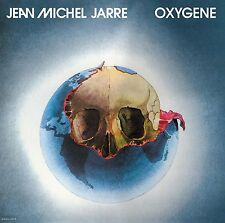 JEAN MICHEL JARRE - OXYGENE: REMASTERED CD ALBUM (2014)