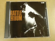 CD / U2 - RATTLE AND HUM