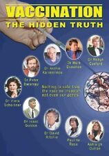 Vaccination The Hidden Truth DVD Vaccines Toxins Autism Mercury Poison ADHD Nwo