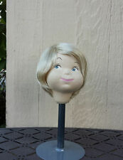 """Doll Wig - #W959 Short Style size 5""""(head): CHOICE of color. SPECIAL!!"""