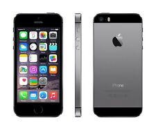 Apple iPhone 5s SMARTPHONE 16gb (4 Pollici) IPS Retina-touch-screen, 8mp Grigio Siderale