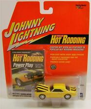 1968 '68 CHEVY CHEVROLET CAMARO SS POPULAR HOT RODDING JOHNNY LIGHTNING DIECAST