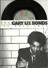 "Gary U.S. Bonds - It´s only love/This little UK 7""   Beatles   Bruce Springsteen"