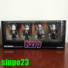 Medicom 100% Bearbrick ~ Kiss Be@rbrick Box set 4p
