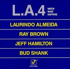 Watch What Happens by The L.A. 4 (CD, Jul-2004, Concord Jazz)