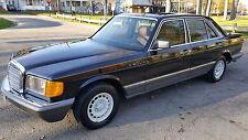 1982 Mercedes-Benz 300-Series W126 Body SD