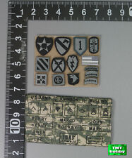 1:6 Scale Soldier Story US ARMY PILOT AIRCREW SS087 - Patches Set
