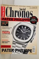 CHRONO'S SPECIAL PATEK PHILIPPE COLLECTABLE!