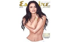 ESQUIRE MAGAZINE MEXICAN EDITION AISLINN DERBEZ MARCH 2015 ESQUIRE MEXICO NEW