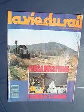 vie du rail 1988 2155 MONT SAINT MARTIN ATHUS SOMMIèRES MAZES LE CRèS SUMèNE