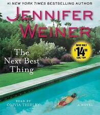 The Next Best Thing by Jennifer Weiner (2014, CD, Abridged)